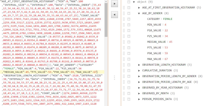 AchillesWeb: Java script error on Observation Period tab