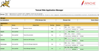 Problem Deploying WebAPI 2 7 0 on Tomcat - OHDSI Forums